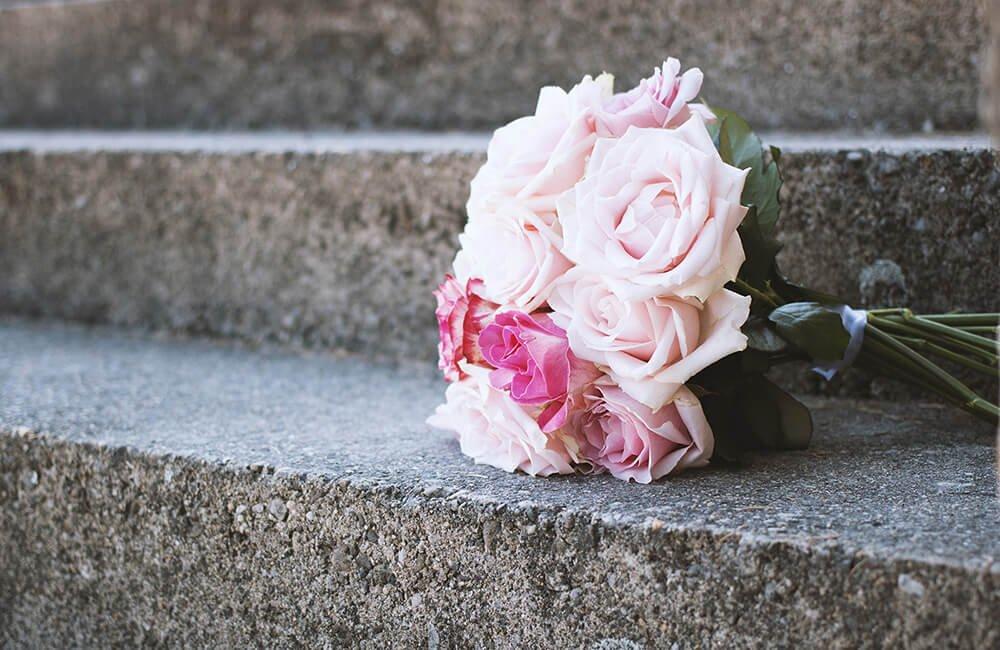 Bouquet de fleurs mariage, mariage Ain , Miribel