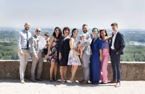 Photographie de famille, mariage Ain, Miribel, mariage 2020